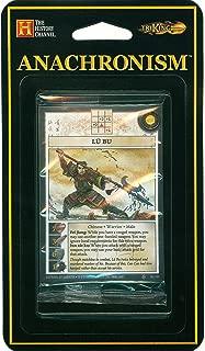 Anachronism: Warrior Pack Set 6 - Lu Bu (5 Cards)