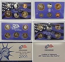 2005 coins