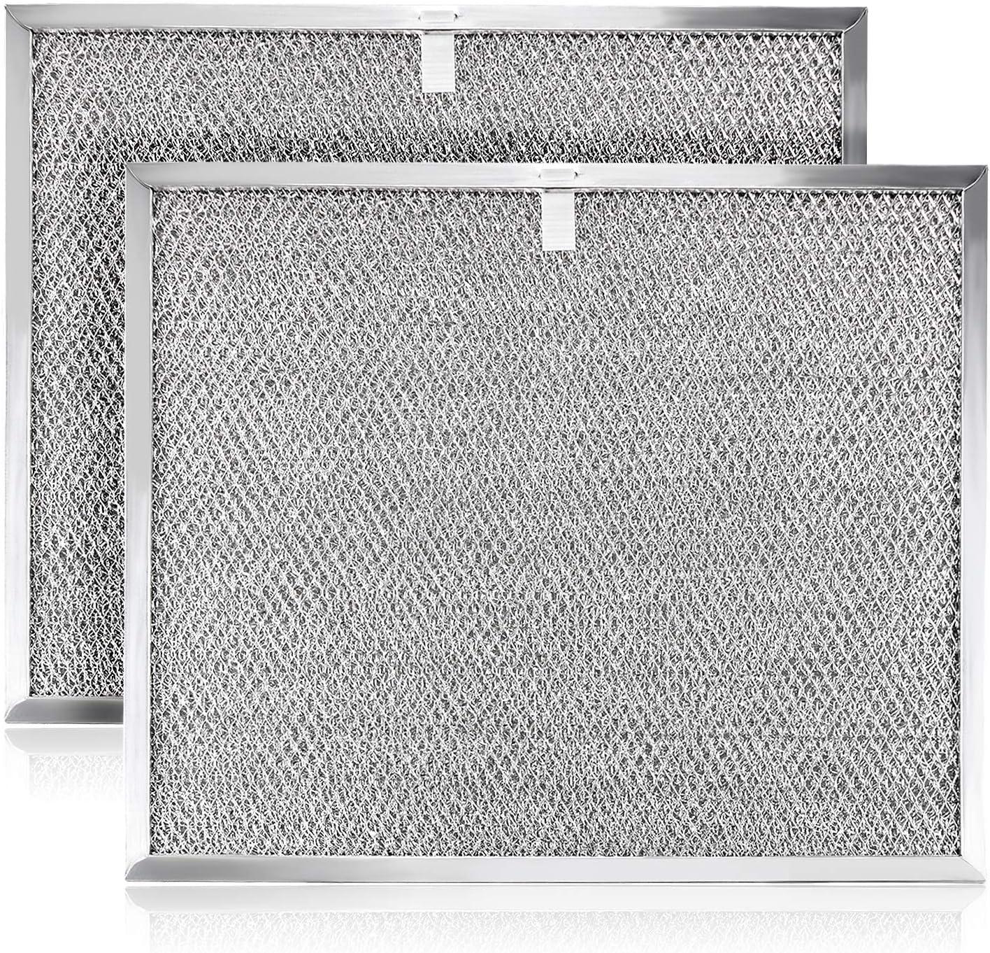 2021 spring and summer new Fetechmate Range Hood half Filter Com Aluminum BPS1FA30 Grease