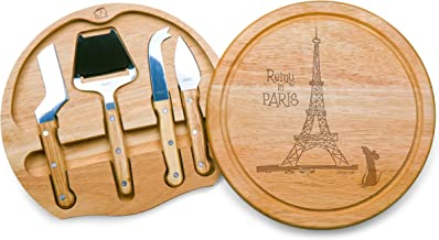 مجموعة الجبن راتاتويلي سيركو من ديزني/بيكسار مع أدوات جبنة