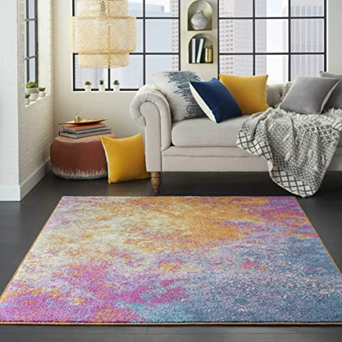 Multi Colored Area Rugs: Amazon.com
