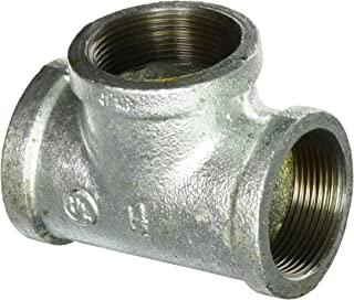 LDR 311 T-112 Tee, 1-1/2-Inch, Galvanized