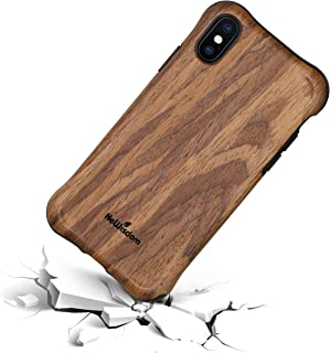 iphone x wood cover