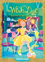 Survival of the Sparkliest! (The Wish List #4) (4)