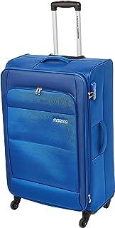 حقيبة سفر أوكلاند ناعمة وكبيرة من أميريكان توريستر، لون أزرق، 78 سم