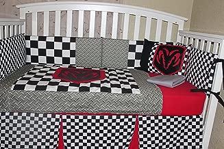 Crib Bedding Set, Dodge 6 Piece