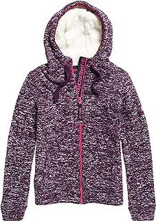 Superdry Women's Storm Colour POP Zip Hooded Sweatshirt
