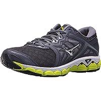 Mizuno Wave Sky Running Men's Shoes (Gray Stone Silver)