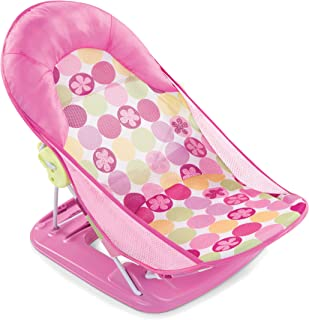 Summer Infant Deluxe Baby Bather, Pink, 1 Count
