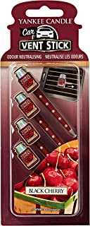 Yankee Candle Car Vent Stick, Black Cherry