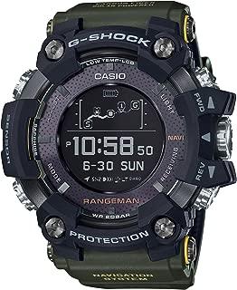 Casio G-SHOCK RANGEMAN Solar-Assisted GPS Navigation GPR-B1000-1BJR Mens Made in japan (JAPAN IMPORT)