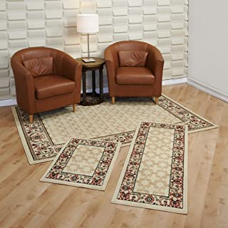 3 piece living room rug sets