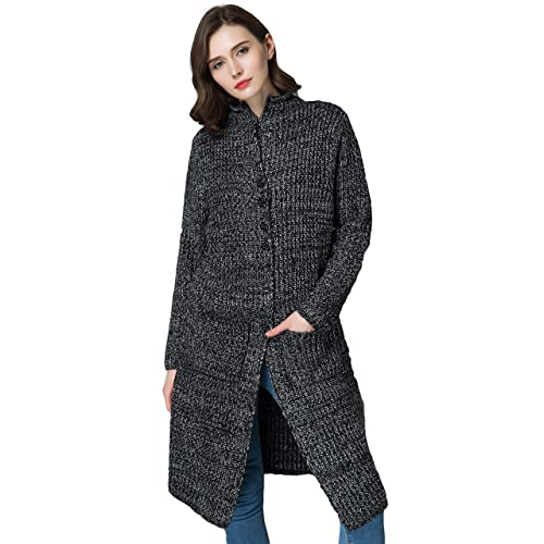 Womens Long Sweater Coats Amazoncom