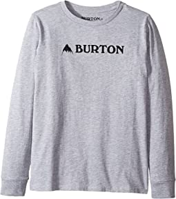 Burton Kids - Mountain Horizontal Long Sleeve T-Shirt (Little Kids/Big Kids)