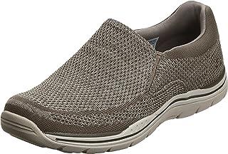 حذاء مسطح وسهل الارتداء من مجموعة اكسبكتد جوميل للرجال من سكيتشرز
