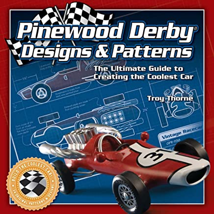 Amazon Com Pinewood Derby Designs Patterns The Ultimate