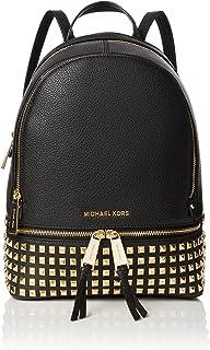 حقيبة ظهر مايكل كورس للنساء بتصميم مسماري