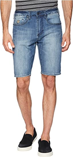 Parker-X Slim Fit Shorts