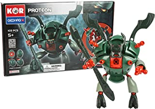 Geomag Kor Proteon Swomp Transformer Robot Magnetic Construction Building Toy