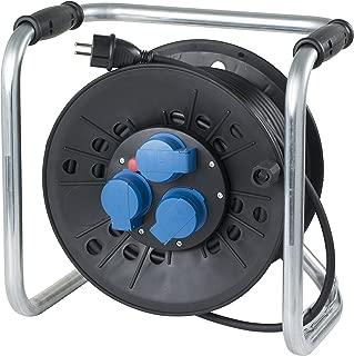 as–schwabe Cube CABLE reel 230V 40metres ip44适用于工业 / 建筑 sites ,户外使用,农业