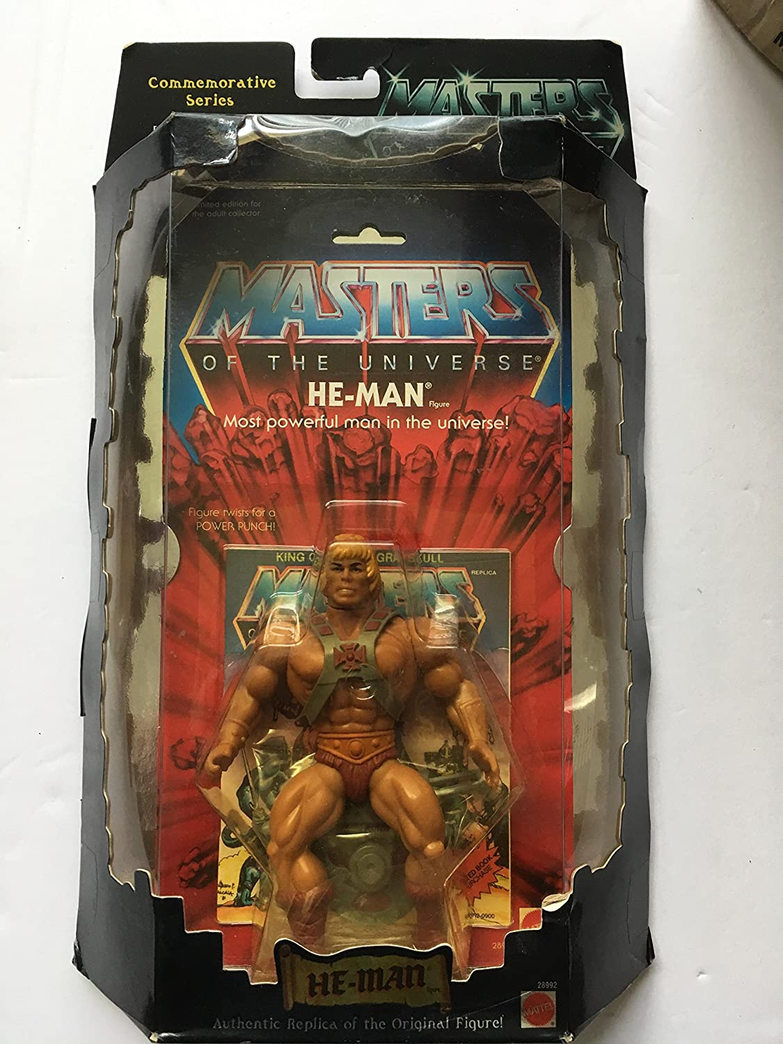 Master of the Universe He-Man Commemorative Series