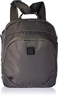 Lewis N. Clark Secura RFID Blocking Anti-Theft Backpack + Crossbody Bag for Travel, Slate