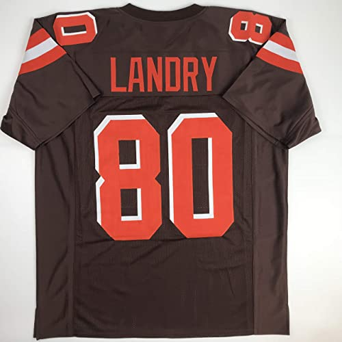 f23803017 Unsigned Jarvis Landry Cleveland Brown Custom Stitched Football Jersey Size  Men s XL New No Brands