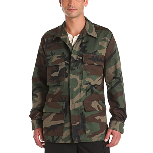 56025b8722 Propper Men's BDU Coat Jacket