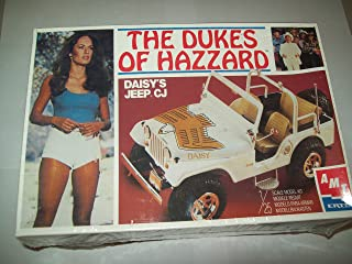 AMT ERTL The Dukes of Hazzard Daisy's Jeep Model Kit
