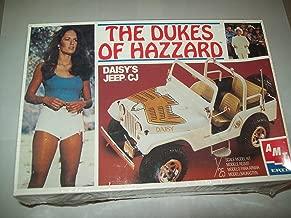 AMT ERTL The Dukes of Hazzard Daisy's Jeep Model Kit