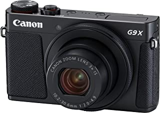 Canon コンパクトデジタルカメラ DIGIC7搭載 1.0型センサー PSG9X MARKII(BK)