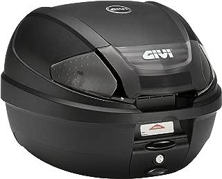 GIVI (ジビ) リアボックス 30L 未塗装ブラック スモークレンズ モノロック E300N2シリーズ E300NT2 91507