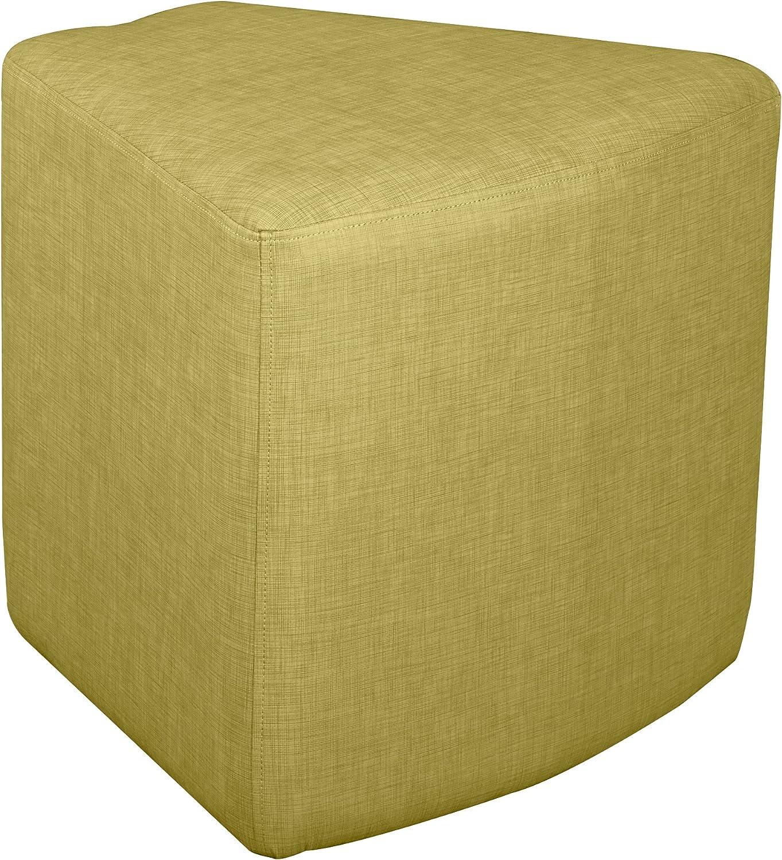 School Outfitters Shapes Series II Vinyl Soft Seating Seating Seating Stool, Wedge, 18  H, Grün, LNT-1003GN-A B06Y1X1BV1   Qualitätskönigin  326c75