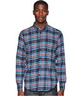Naked & Famous - Easy Shirt Rustic Nep Flannel