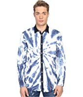 DSQUARED2 - Tie-Dye Wash Relax Dan Shirt