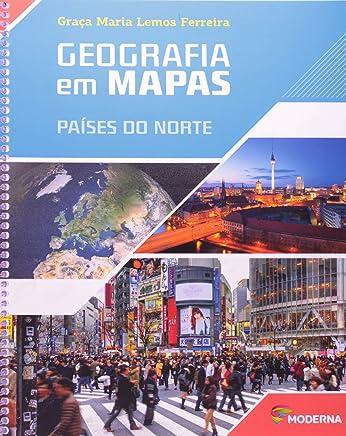 Geografia em Mapas. Países do Norte