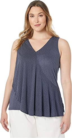 66a74713882 MICHAEL Michael Kors. Screw Embellished Flounce Top. $98.00. True Navy