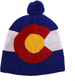 Best knit colorado flag ski hat Reviews