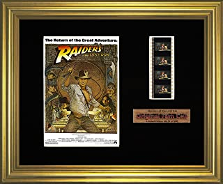 Raiders The Lost Ark - Framed filmcell Picture (g)