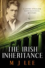 The Irish Inheritance (Jayne Sinclair Genealogical Mysteries Book 1)