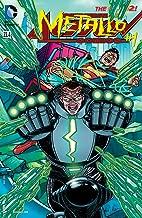 Action Comics (2011-2016) #23.4: Featuring Metallo