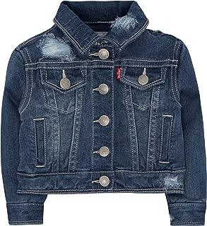 Baby Girls' Denim Trucker Jacket