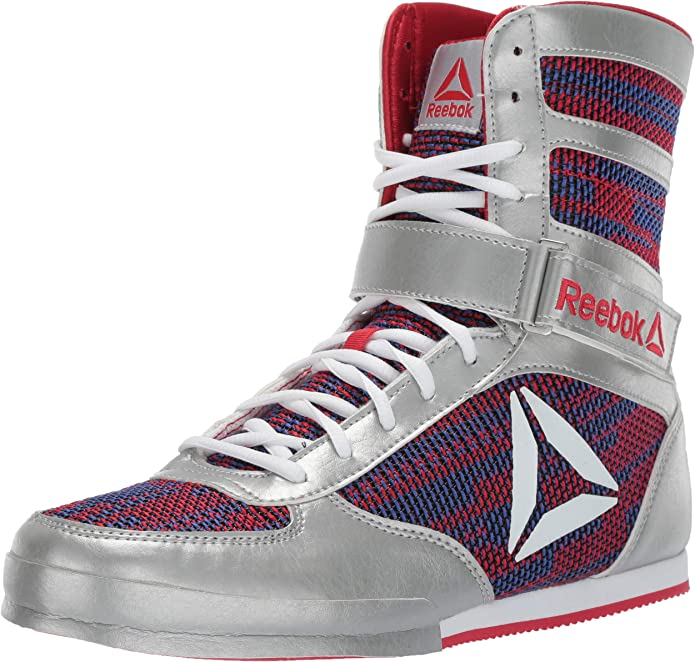 arrebatar persuadir Normal  Amazon.com | Reebok Men's Boot Boxing Shoe | Athletic