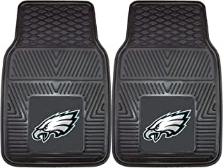 FANMATS NFL Philadelphia Eagles Vinyl Heavy Duty Car Mat