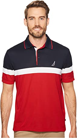 Nautica - Color Block Performance Polo
