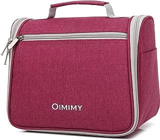 Toiletry Bag Travel Toiletries Bag Hanging Cosmetic Travel Organizer for Women Men Rose