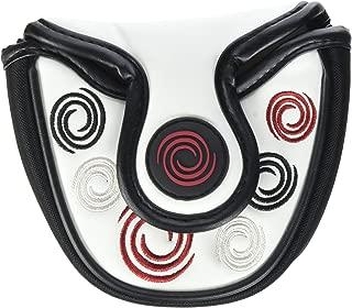 Odyssey White Swirl Mallet Putter Cover