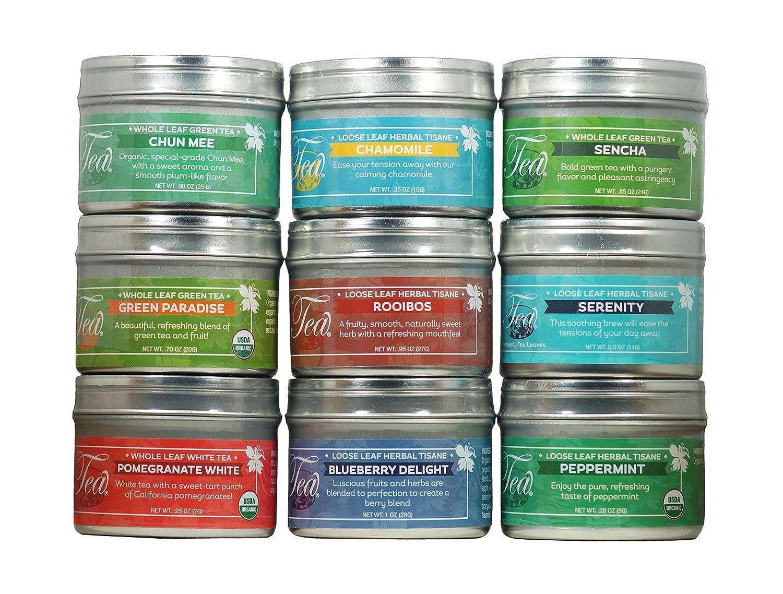 Heavenly Tea Max 43% OFF Leaves Assorted Leaf Loose Outlet sale feature Sampler
