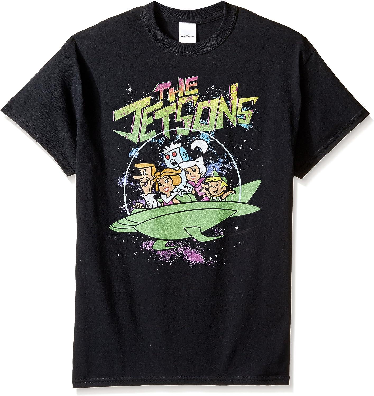 Hanna-Barbera Men's The Jetsons T-Shirt