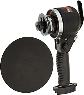 Ingersoll Rand 311G 6-Inch Edge Series Dual Action Air Sander, Black